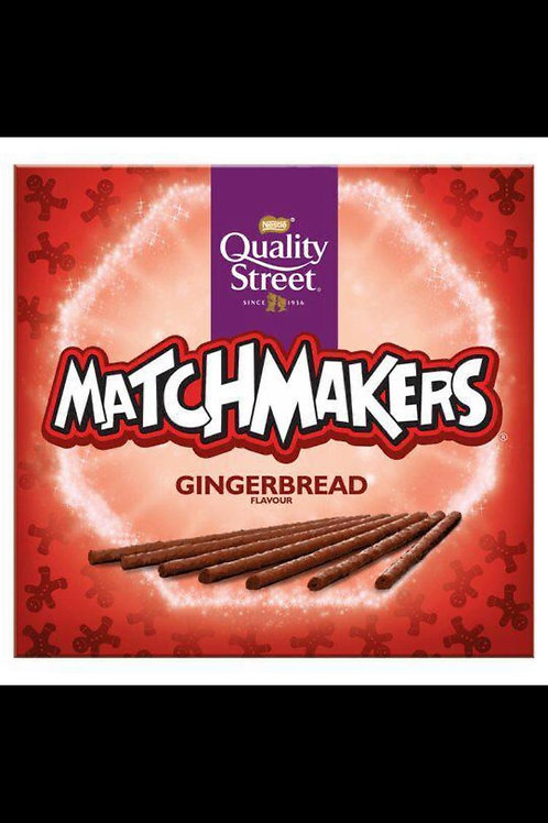 Matchmakers Gingerbread flavour 2 for