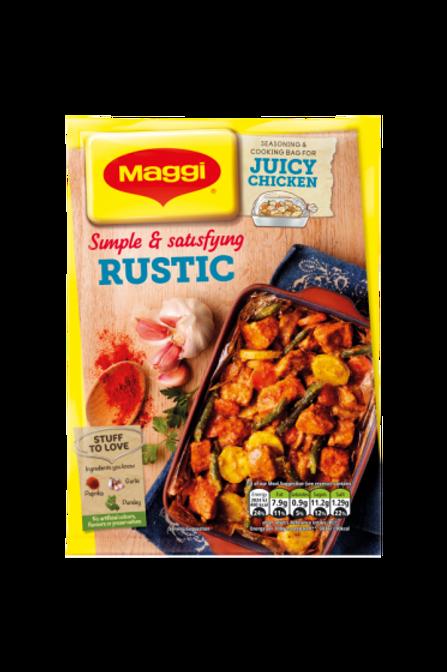 Maggi rustic chicken 30g