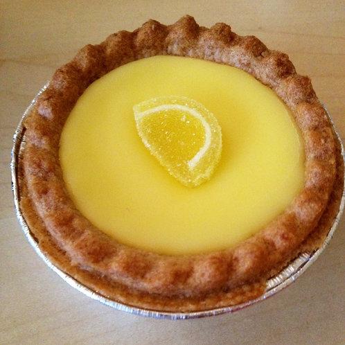 Lemon Bakewell tarts 6pk
