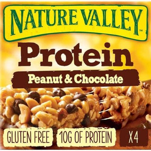 Sun valley protein  peanut & Chocolate 4 x 40g