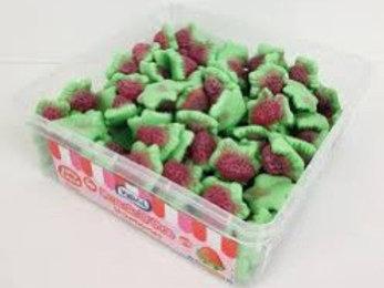 Vidal jelly filled  strawberries 120