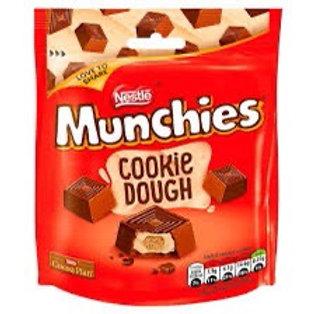 Munchies Cookie Dough pouch 101g  x 2