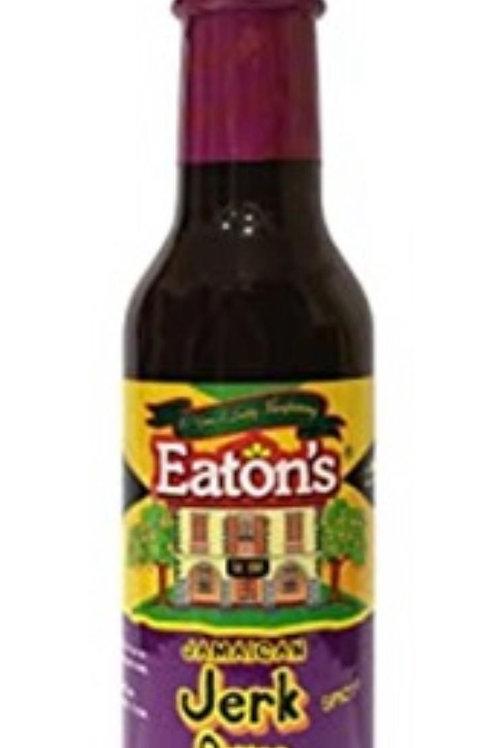 Eatons jerk sauce 148ml