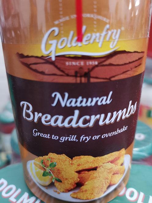 Goldenfry natural breadcrumbs