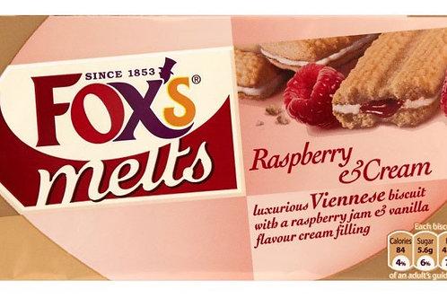 Foxes melts raspberry 180g