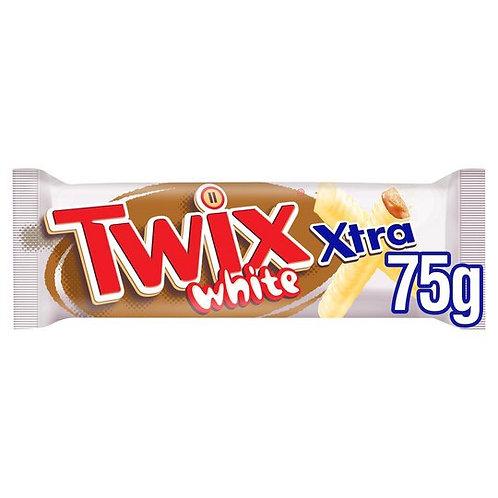 Twix white extra 3 x 75g