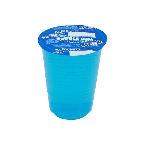 Big time bubblegum cup drinks 24