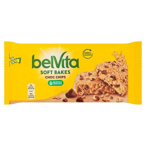 Belvita soft bakes chocolate  14 x 50g