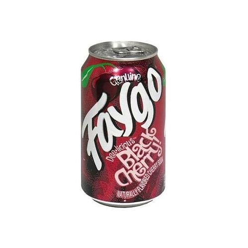 Faygo Black Cherry 12 x 355ml