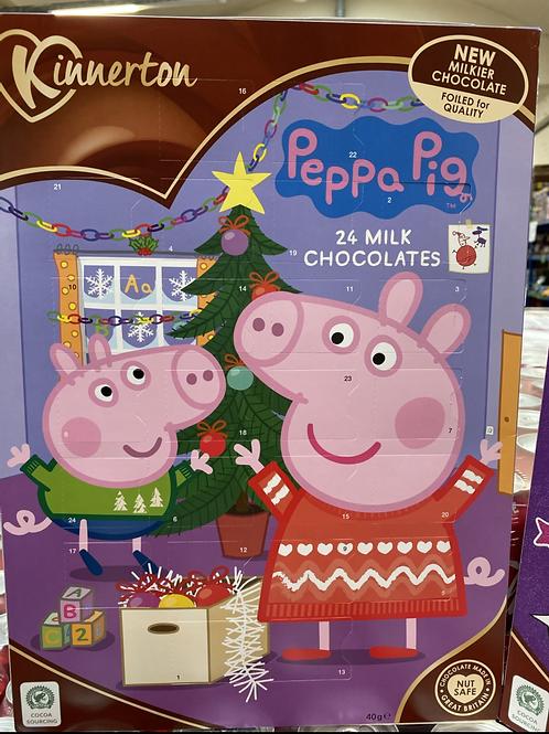 Christmas calendars 3 for