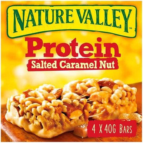 Sun Valley protein salted Caramel 4 x 40g
