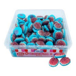 Vidal jelled filled brained 120pk with