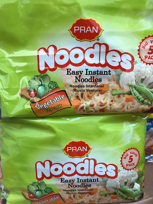 Noodles vegetable flavour 5 pack for