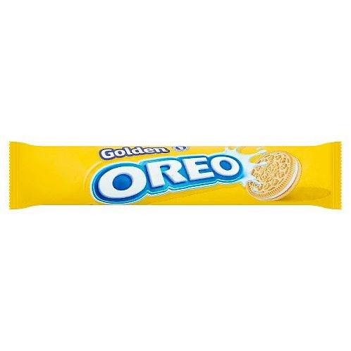 Oreo  golden crunch 154g 2 for