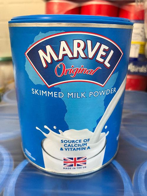 Marvel skimmed milk powder 195g