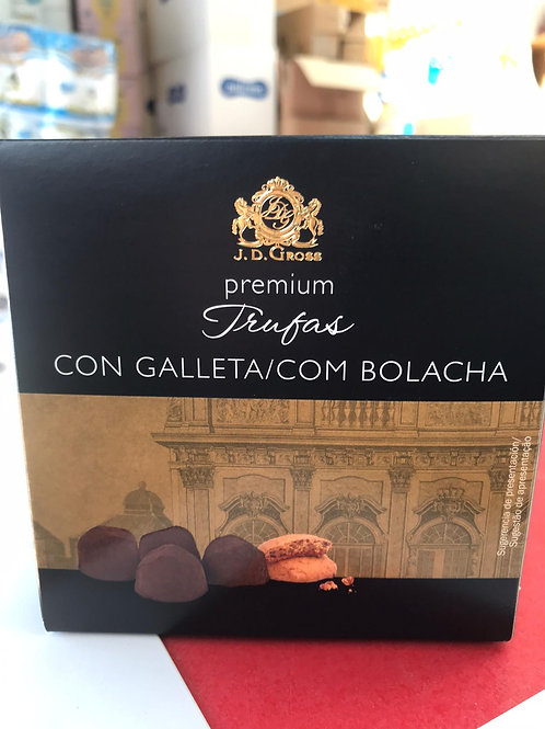 Premium French biscuit truffles 200g