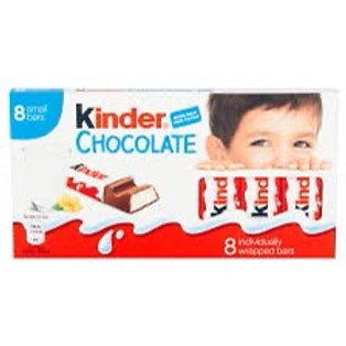 Kinder Chocolate 8 x 12.5g