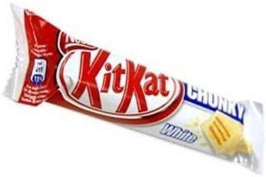 Kit Kat white chunky 3 x 40g