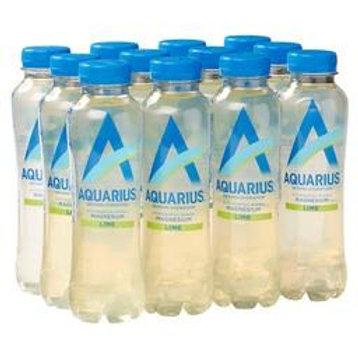 Aquarius hydration lime 12 x 400ml