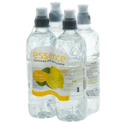 Essence water citrus and lime 24 x 500ml