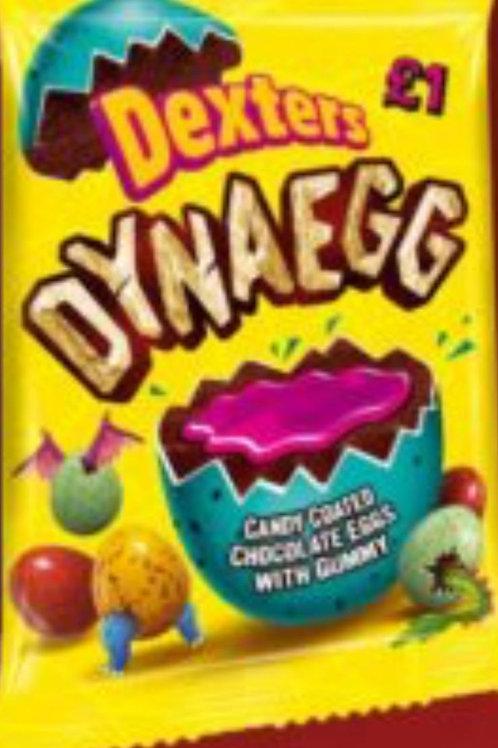 Dexters dyna eggs 3 x 100g