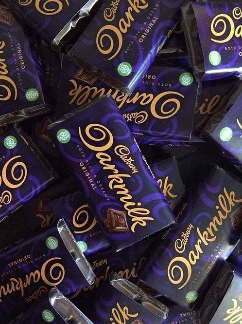 Cadbury dark milk 13.5G  x 10