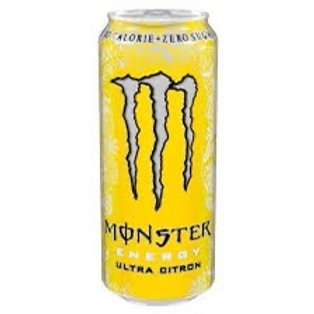 Monster Ultra Citron 12 x 500ml