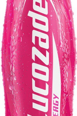 Lucozade pink Lemonade 12 x 380ml