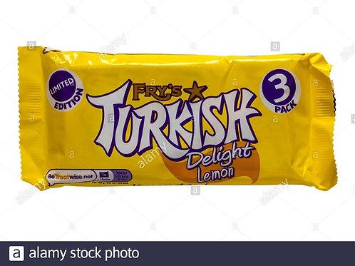 Turkish delight lemon 3pk 153g