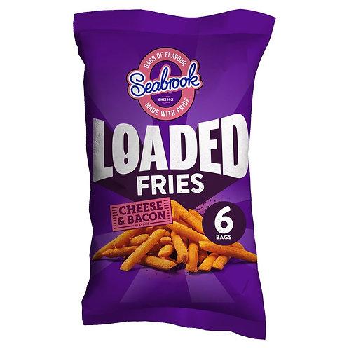Seabrook loaded fries 6pk
