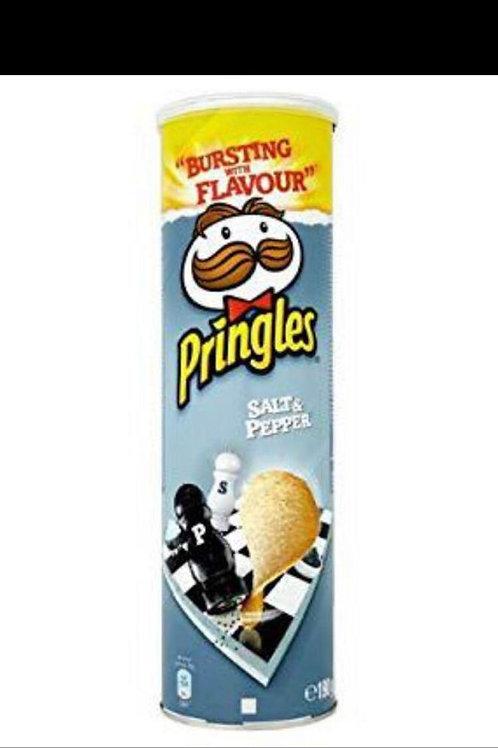 Pringles salt and pepper 165g