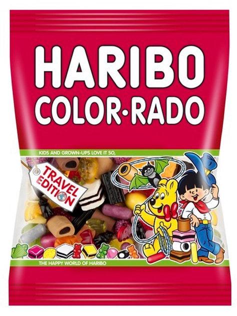 Haribo Color-Rado 500g