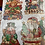 Thumbnail: Christmas window stickers  3 packs for