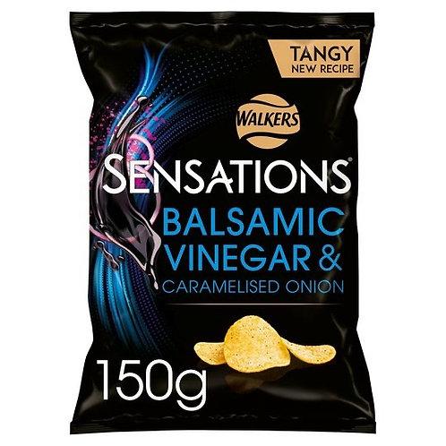 Sensations C/onion and balsamic vinegar 2 x 150g