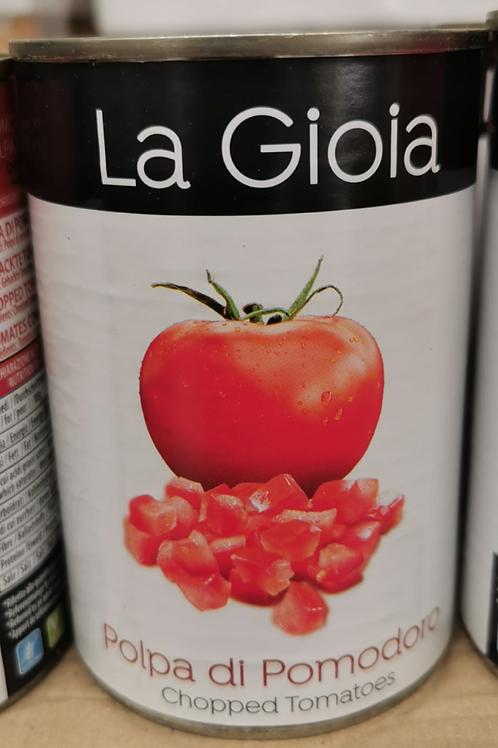 La Gigia chopped tomatoes 400g