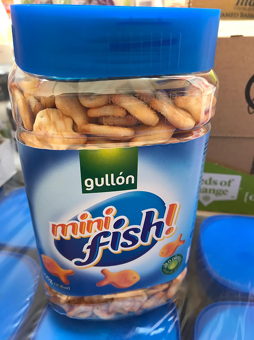 Gullon mini fish 350g X 2