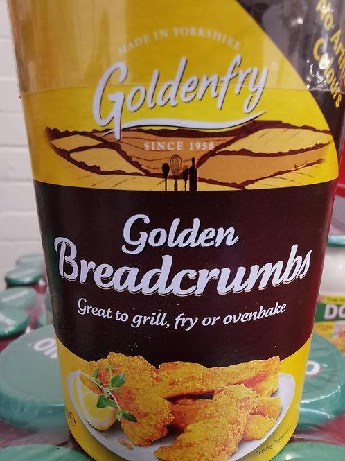 Goldenfry golden breadcrumbs