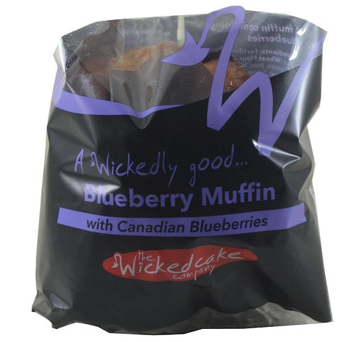 Wicked blueberry muffin 120g