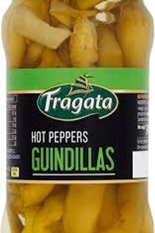 Fragata  Hot Peppers Guindillas 300g