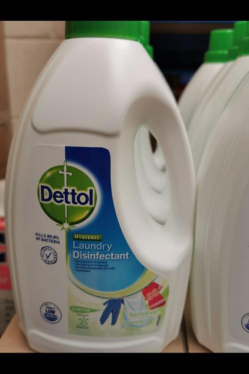 Dettol laundry disinfectant 1.5ltr