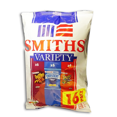 Smiths Varity 16pack