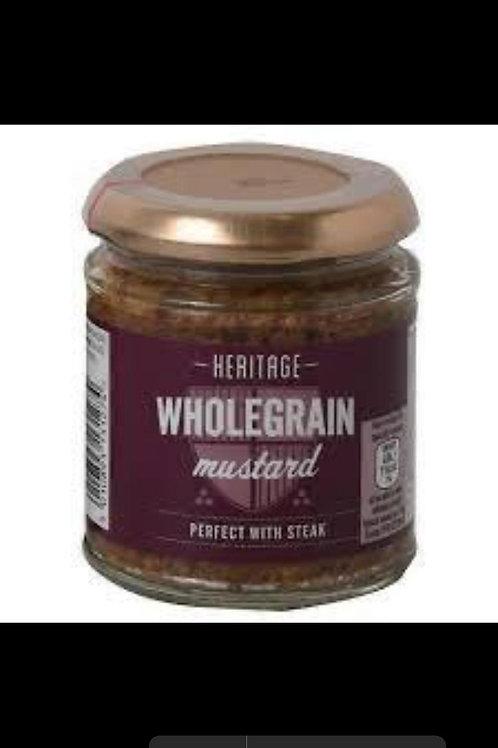 Heritage wholegrain mustard