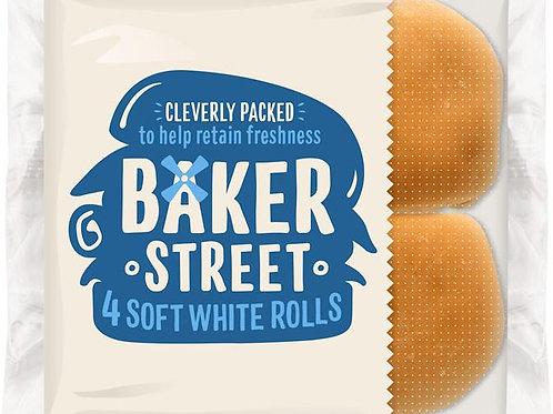 Baker Street 4 soft rolls