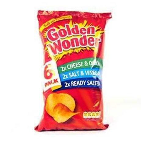 G/W variety pack 6x25g x 3