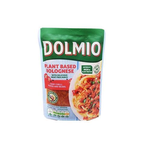 Dolmio plant based Bolognese chilli pepper & Beans 150g