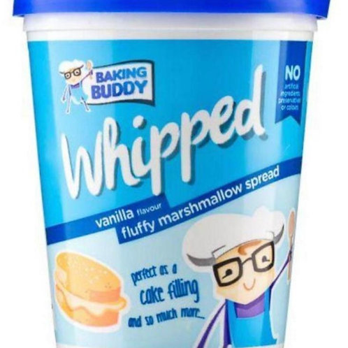 Whipped marshmellow  spread vanilla 198g 2 for