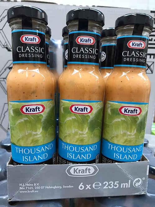 Thousand island classic dressing