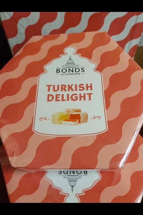 Bonds turkish delight