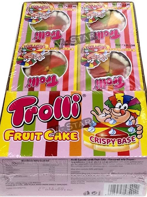 Trolli fruit cake 4 x 23g