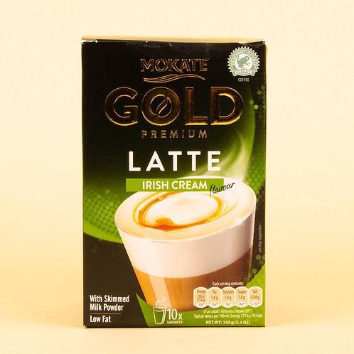 Mokata Irish Cream latte 8pk box